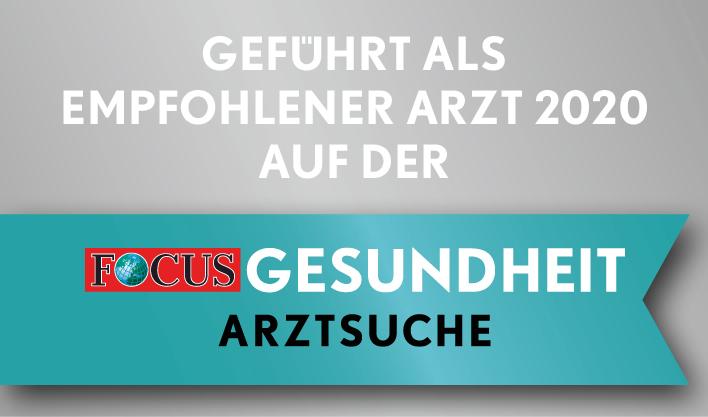 Regiosiegel 2020 Zahnarzt Landkreis-Saalfeld-Rudolstadt